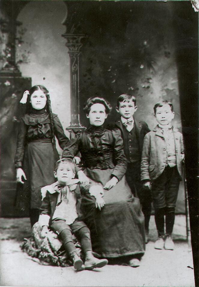 SophiaBoivinProulx_children_1908